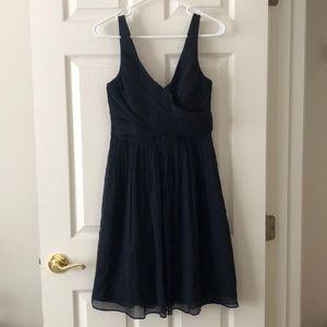 J. Crew Silk Bridesmaid/Formal Dress